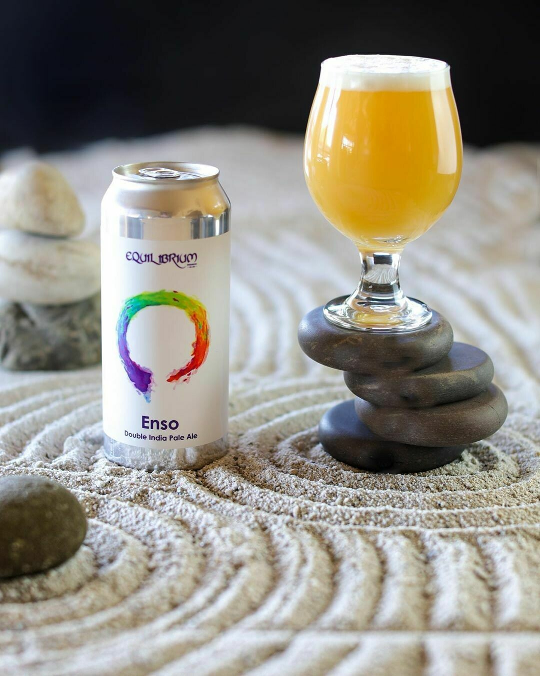 Equilibrium Brewery Enso Double IPA (4 PACK)
