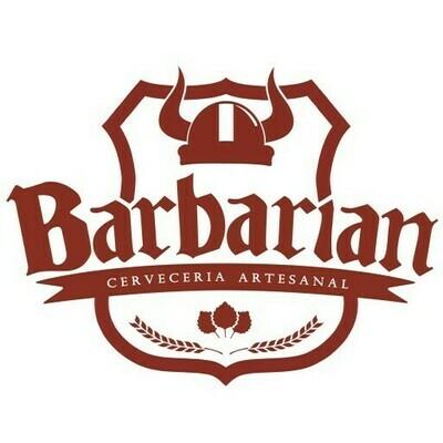 Cervecería Barbarian 174 IPA (4-PACK)