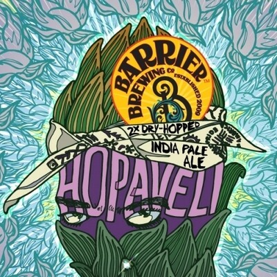 Barrier Brewing Hopaveli IPA (4-PACK)