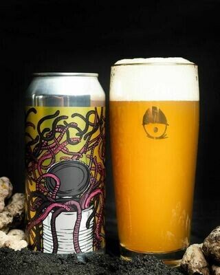 Tripping Animals Brewing Can of Worms Double IPA (4-PACK)