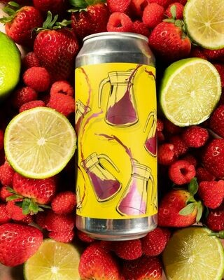 Tripping Animals Brewing Limonada Rosada Sour Ale (4-PACK)