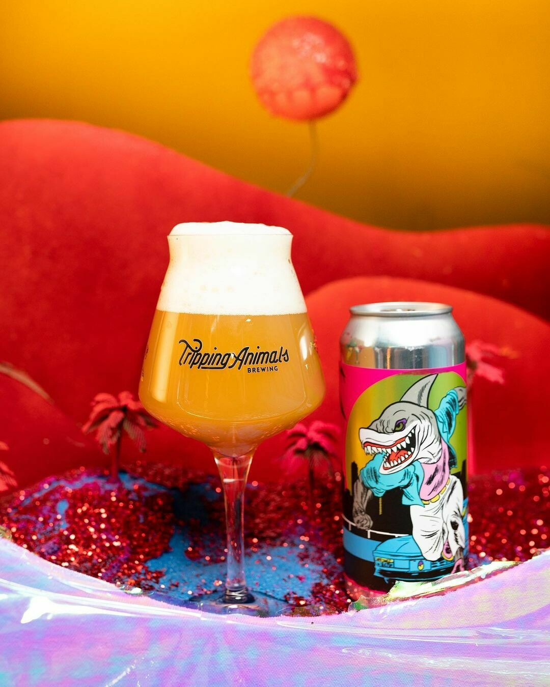 Tripping Animals Brewing Street Danny Double IPA (SINGLE)