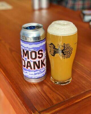 Burley Oak Brewing Company Mos Dank IPA (4-PACK)