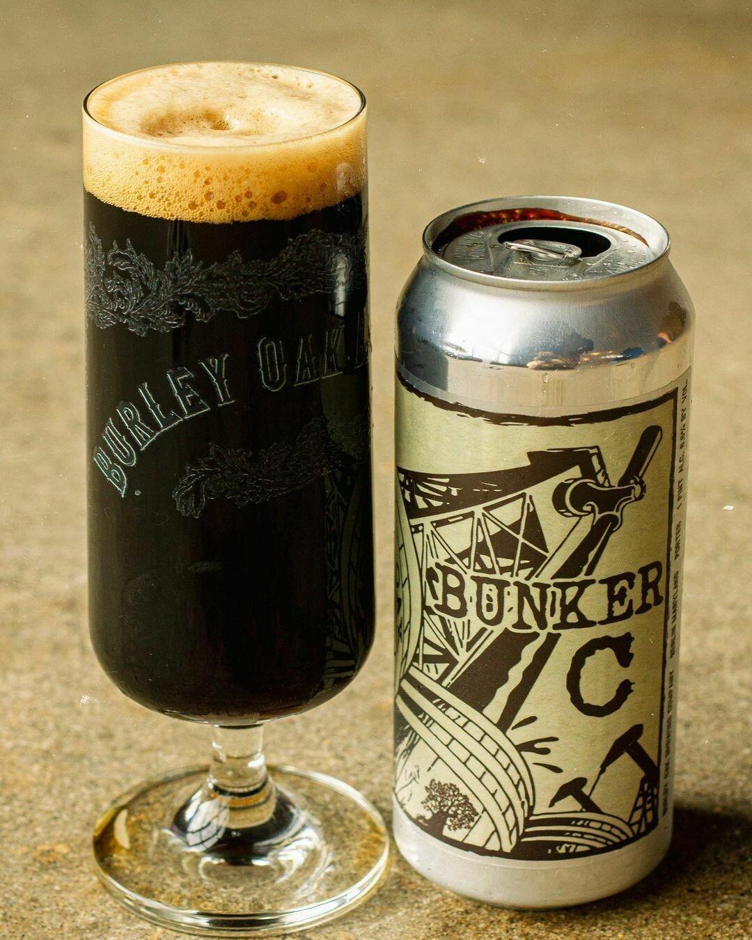 Burley Oak Brewing Company Bunker C Porter (SINGLE)