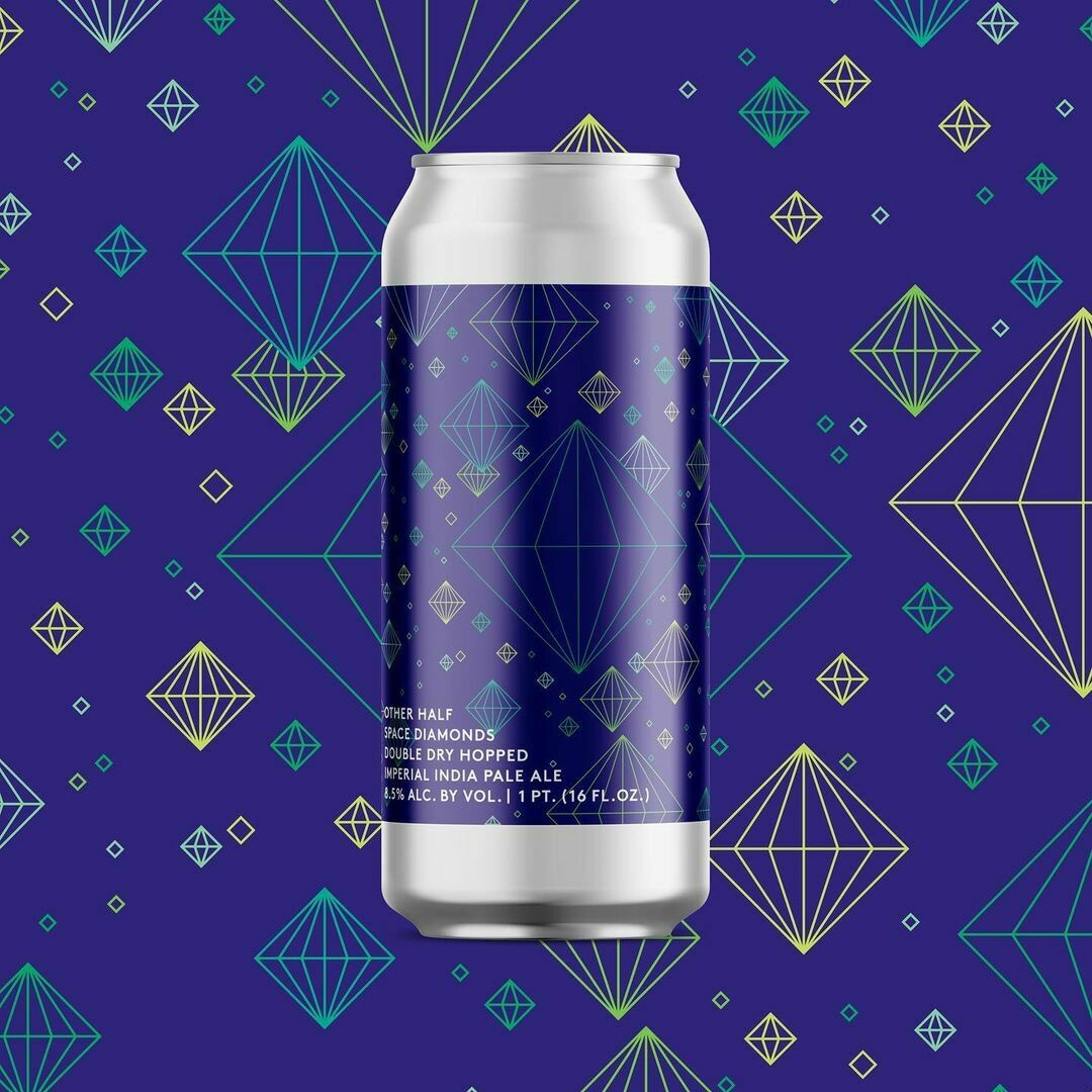 Other Half Brewing DDH Space Diamonds Imperial IPA (4 PACK)