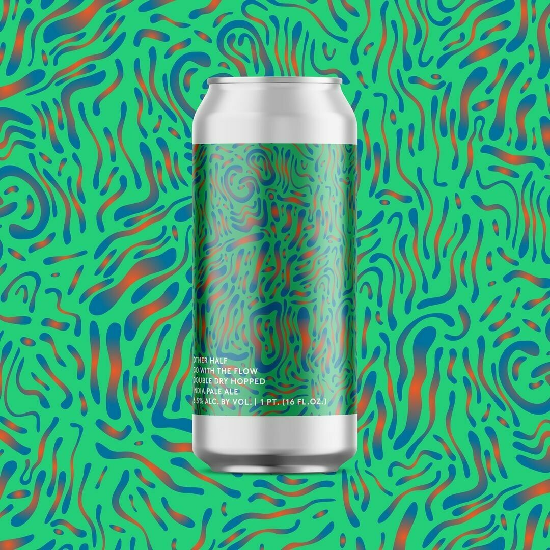 Other Half Brewing DDH Go With The Flow IPA (4 PACK)