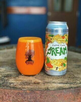 Burley Oak Brewing Company Carrot Cake JREAM Sour Ale (4 PACK)