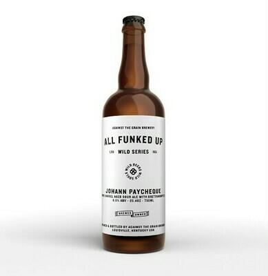 Against The Grain Johann Paycheque Wine BA Sour Ale (SINGLE)