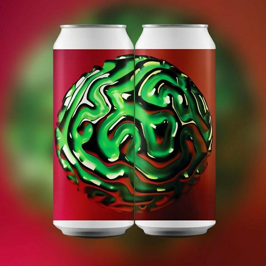 Barreled Souls Le Tigre Raspberry Lime Rickey Fruited Gose (4-PACK)