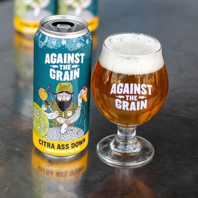 Against The Grain Citra Ass Down DIPA (4-PACK)