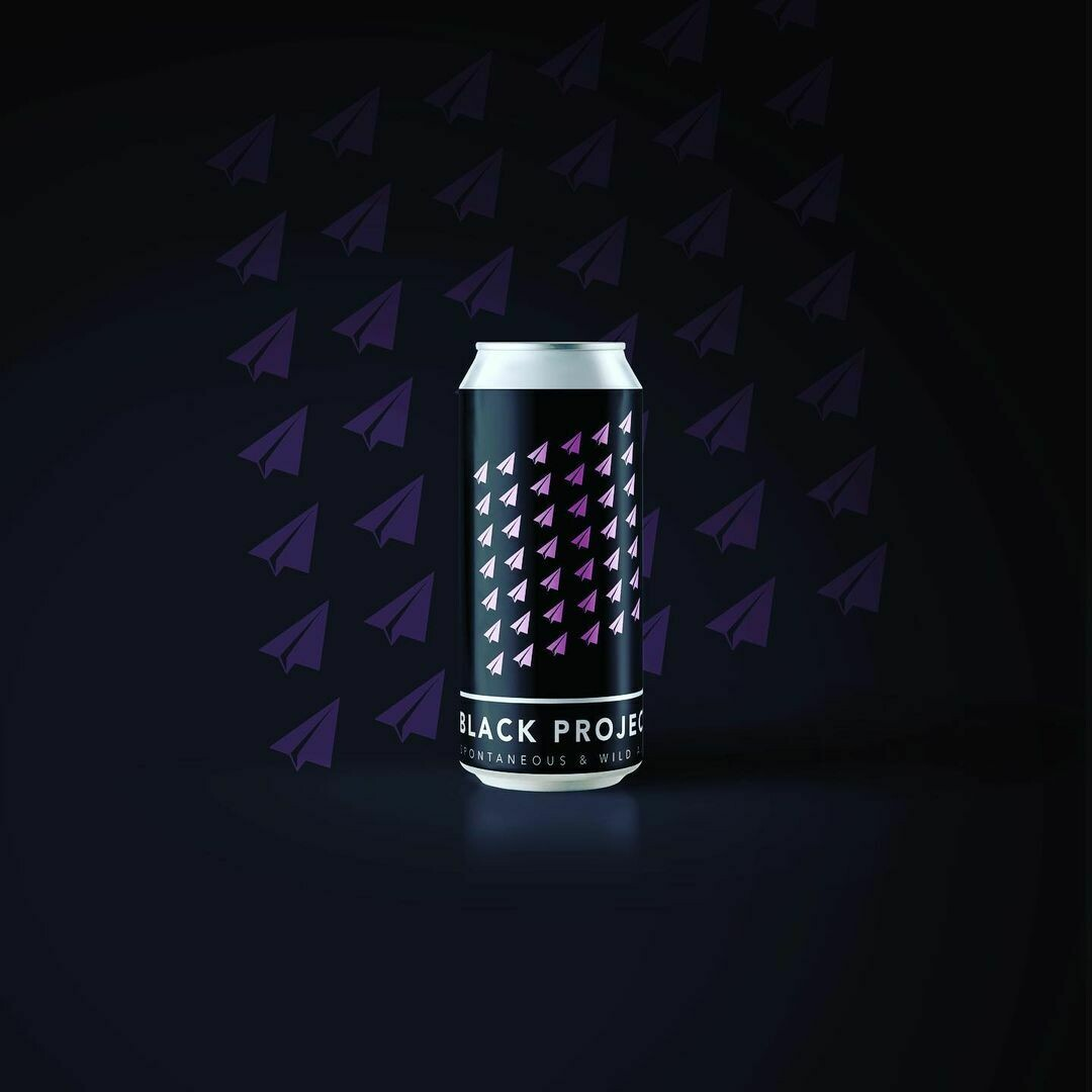 Black Project Foxhound Dry Hopped Sour Ale (4-PACK)