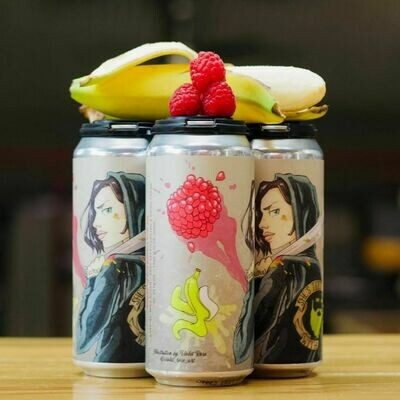 Artisanal Brew Works - She's Tert Fruited Sour (Raspanana) (4-PACK)