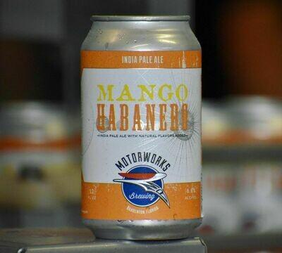 Motorworks Brewing: Mango Habanero IPA (6-PACK)