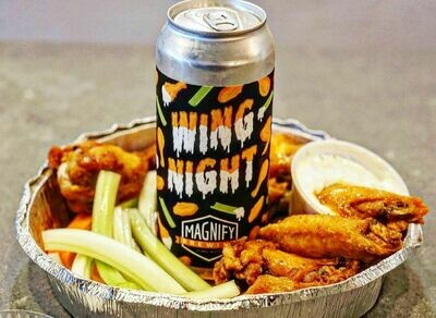 Magnify Brewing Wing Night DIPA (4-PACK)