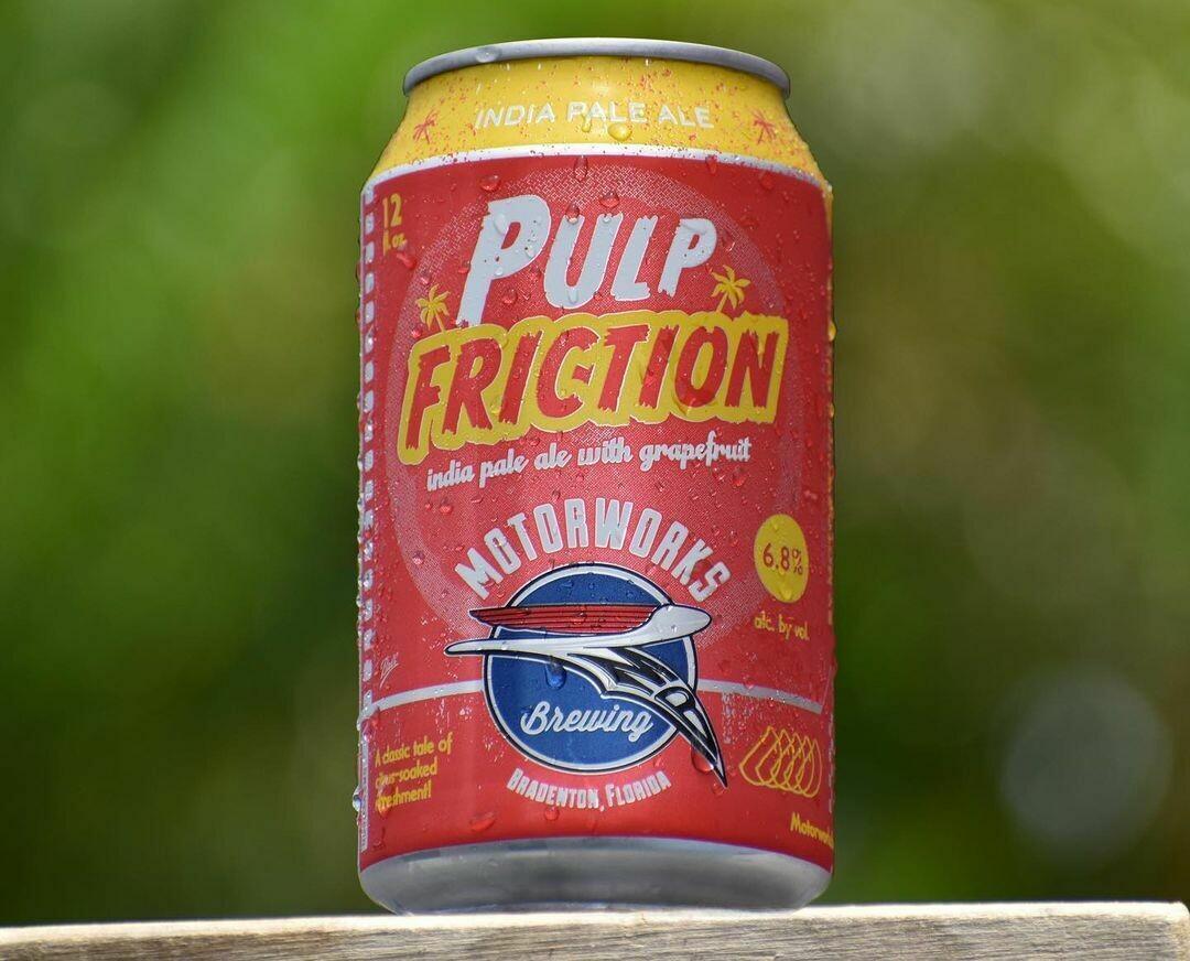Motorworks Brewing Pulp Friction Grapefruit IPA (6-PACK)