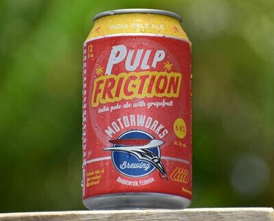Motorworks Brewing: Pulp Friction Grapefruit IPA (6-PACK)