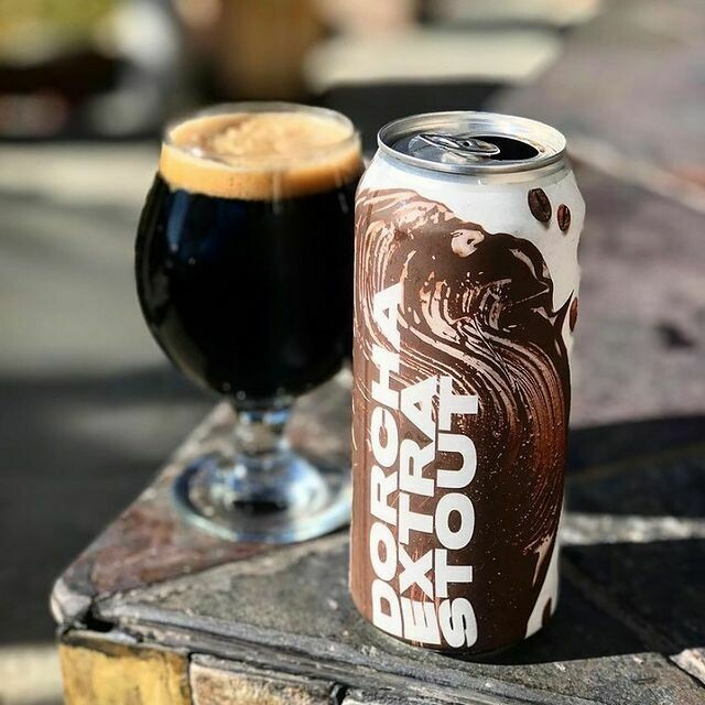 Pariah Brewing Dorcha Extra Stout (4 PACK)