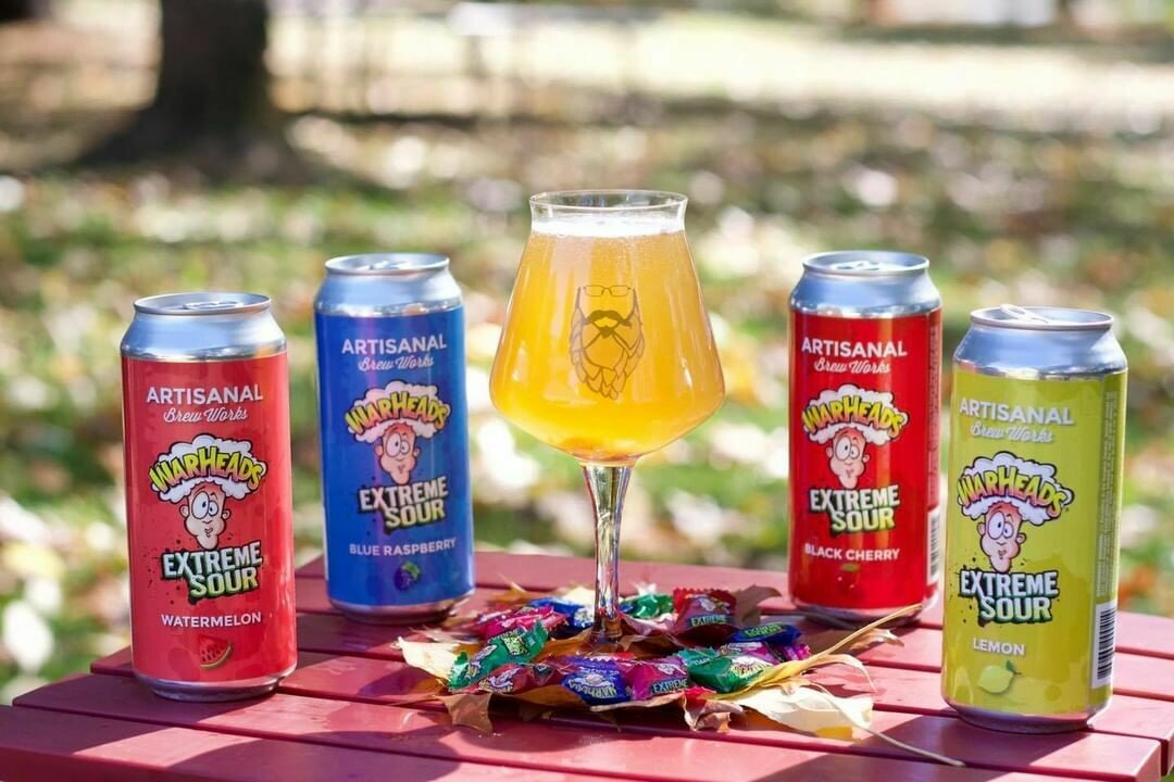 Artisanal Brew Works Warheads Sour Ale Variety Pack (4-PACK)