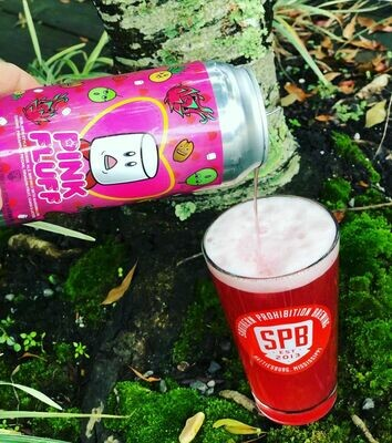 Southern Prohibition Pink Fluff Fruited Sour Ale  (4-PACK)