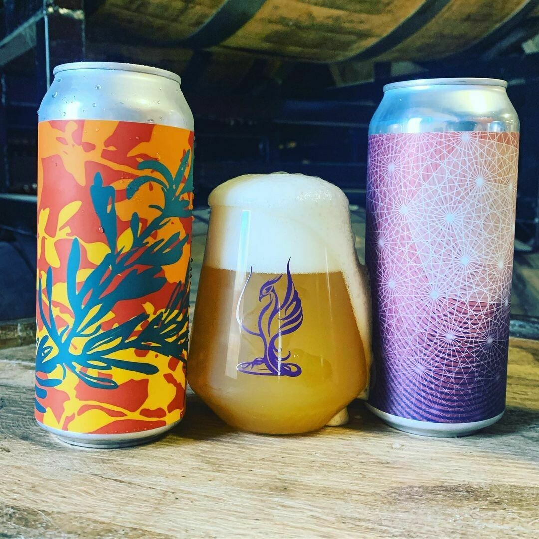 Barreled Souls Little Havana Gose with Mano, Pineapple and Guava (4-PACK)