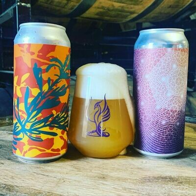 Barreled Souls Little Havana Gose with Mango, Pineapple and Guava (4-PACK)
