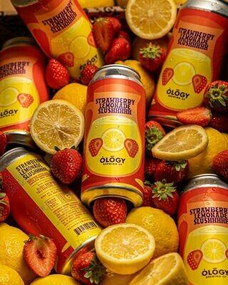 Ology Brewing Co Strawberry Lemonade Slushhhhh (4 PACK)