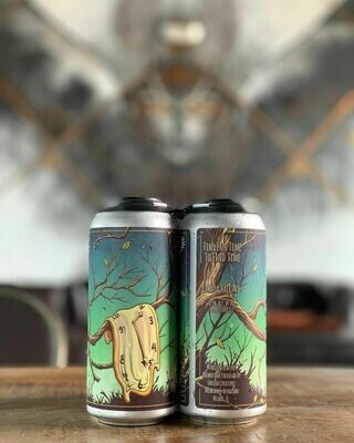 Unseen Creatures Brewing & Blending Finding Time IPA (4-PACK)