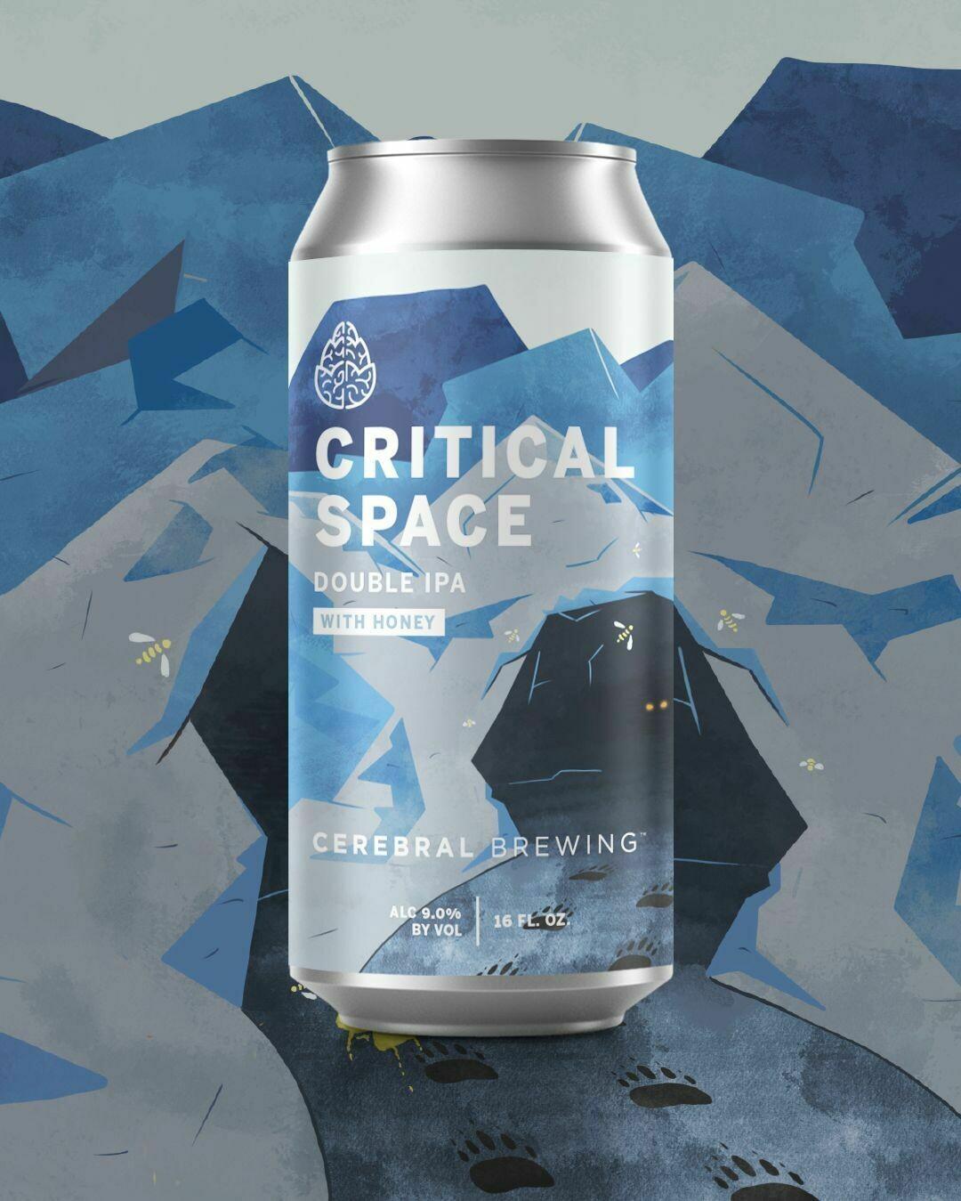 Cerebral Critical Space DIPA (4-PACK)