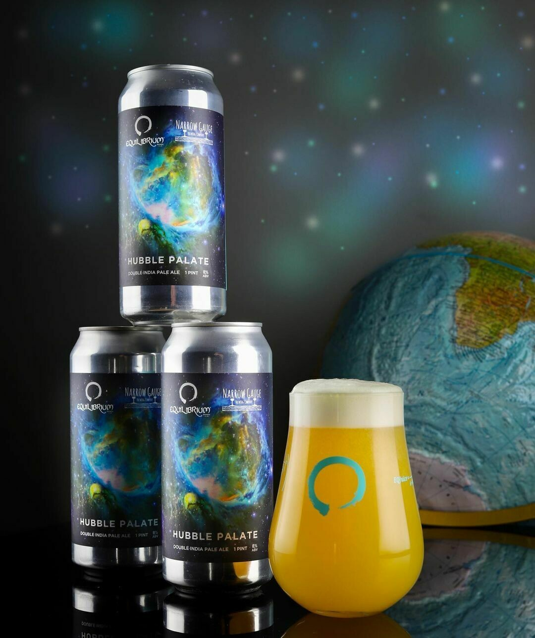 Equilibrium Brewery Hubble Palate DIPA (4 PACK)