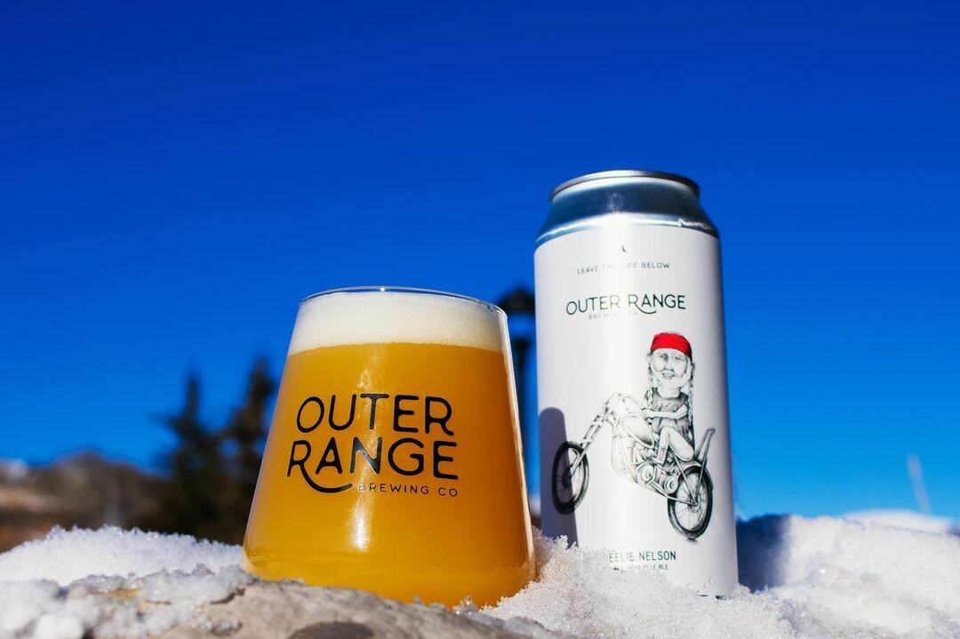 Outer Range Brewing Wheelie Nelson DDH DIPA (4-PACK)