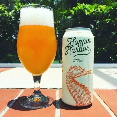 Fat Point Brewing Hoppin' Harbor Tropical Pale Ale (4-PACK)