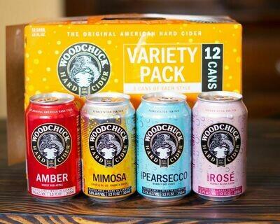 Woodchuck Variety Pack