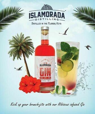 Islamorada Distilling Hibiscus Gin (SINGLE)