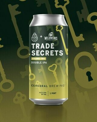 Cerebral Trade Secrets Vol 2 (4-PACK)