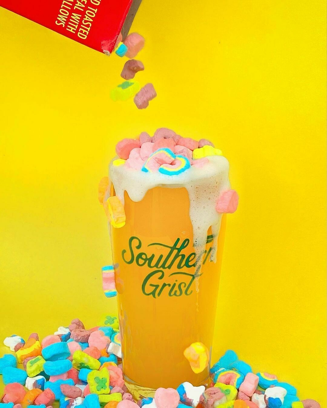 Southern Grist Marbits IPA (4-PACK)