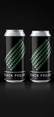 Black Project - Grizzly Sour Ale (4-PACK)