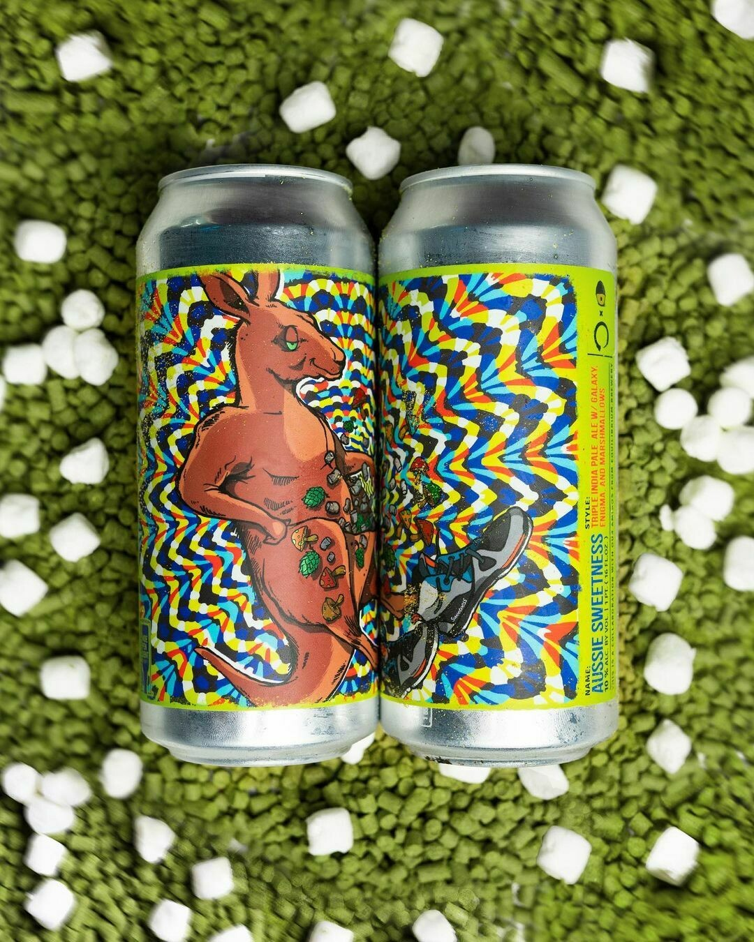 Tripping Animals Brewing Aussie Sweetness Triple IPA (4-PACK)