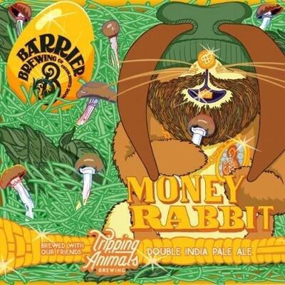 Barrier Brewing Money Rabbit NE IPA (4-PACK)