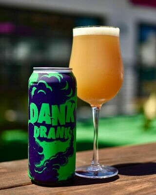 Pariah Brewing Dank Drank IPA (4 PACK)