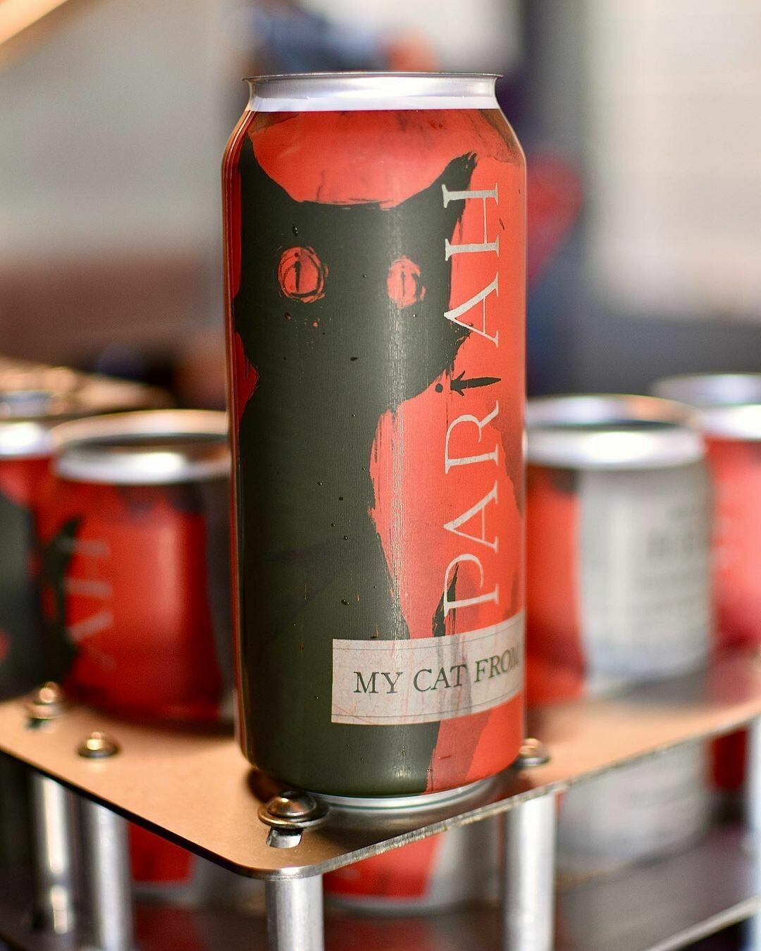 Pariah Brewing My Cat From Helles (4 PACK)