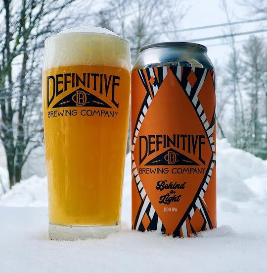 Definitive Brewing Behind the Light IPA (4-PACK)