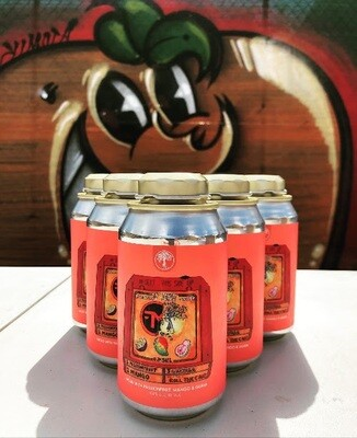Ceiba Meads Off Track: Passionfruit, Mango, Guayaba (SINGLE)