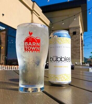 Barn Town Brewing Local Bubbles Seltzer Lemonade (4-PACK)