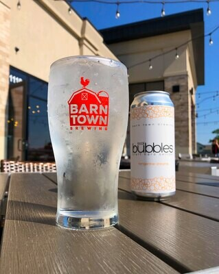 Barn Town Brewing Local Bubbles Seltzer Tangerine (4-PACK)