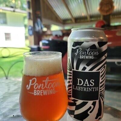 Pontoon Brewing Das Labyrinth Marzen (4-PACK)