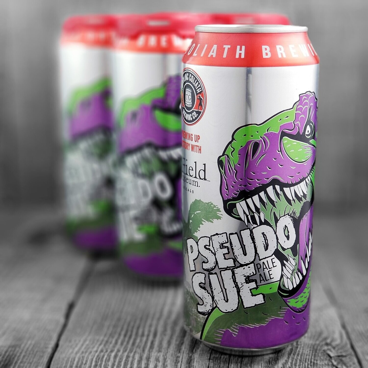 Toppling Goliath Brewing Pseudo Sue (4-PACK)