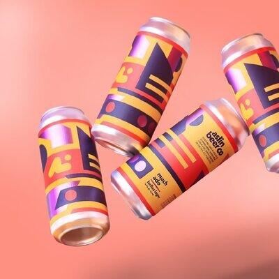 Aslin Beer Co Much Ado Helles Lager (4-PACK)