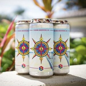 3 Sons Brewing Dania Pointe Pale Ale (4-PACK)
