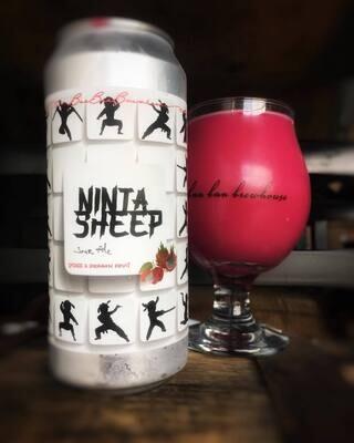 Baa Baa Ninja Sheep Fruited Sour (4-PACK)