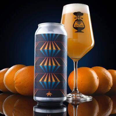 Aslin Beer Co Master of Oranges DIPA (4-PACK)